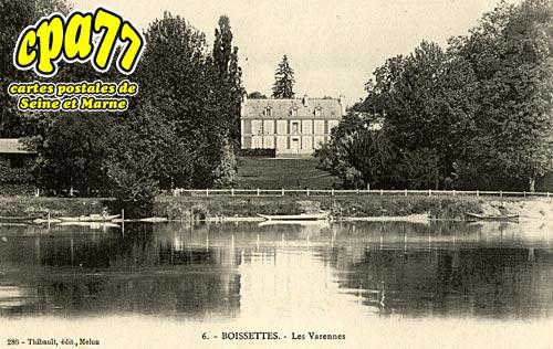 Boissettes - Les Varennes