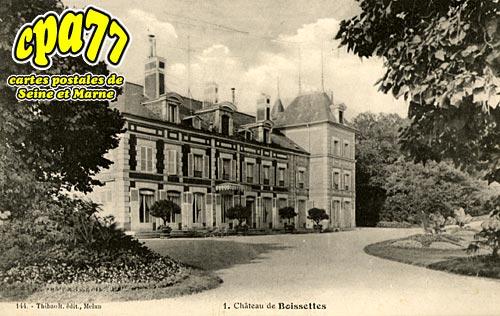 Boissettes - Boissettes
