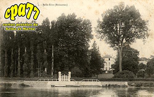 Boissettes - Belle-Rive