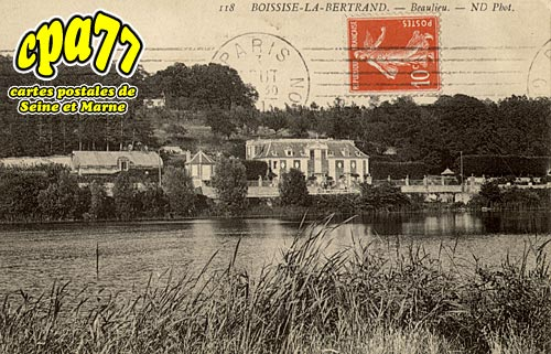 Boissise La Bertrand - Beaulieu