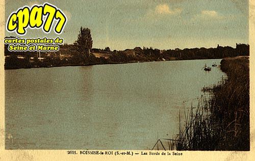Boissise Le Roi - Les Bords de la Seine