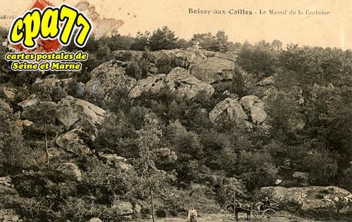 Boissy Aux Cailles - Le Massif de la Corbière