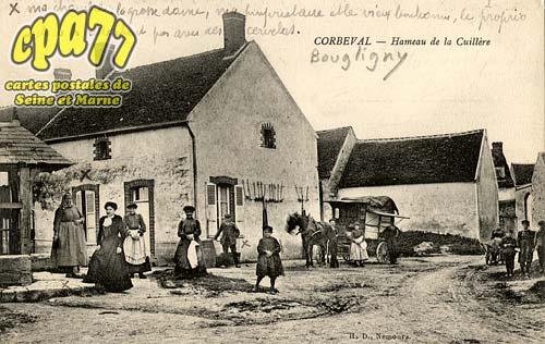 Bougligny - Corbeval - Hameau de la Cuillière