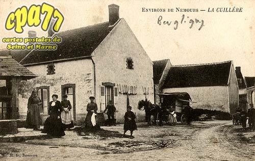 Bougligny - Environs de Nemours - La Cuillière
