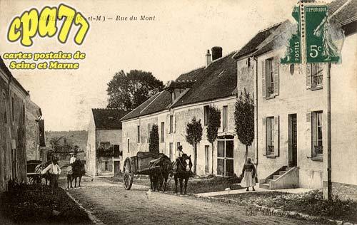 Bouleurs - Rue du Mont