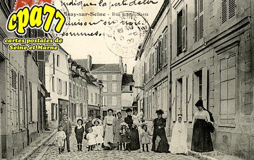 Bray Sur Seine - Rue Joseph-Barra