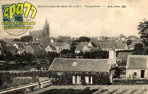 Brie Comte Robert - Vue générale