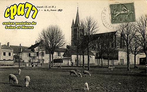 Brie Comte Robert - Boulevard de l'Ouest