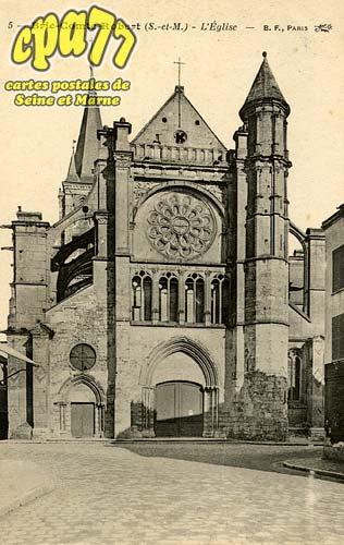 Brie Comte Robert - L'Eglise