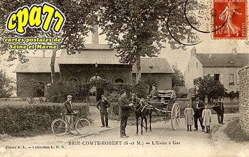 Brie Comte Robert - L'Usine à Gaz