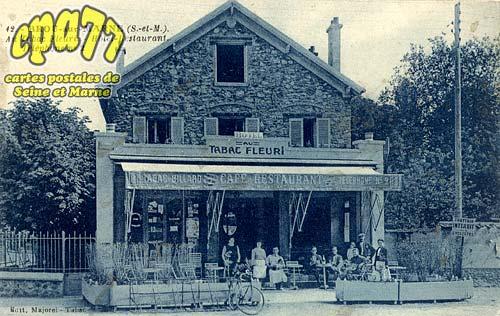 Brou Sur Chantereine - Au Tabac Fleuri - Hôtel-Restaurant - Téléphone n°2
