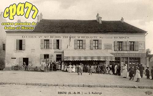 Brou Sur Chantereine - L'Auberge