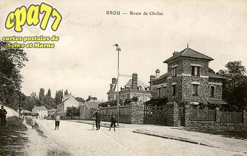 Brou Sur Chantereine - Route de Chelles