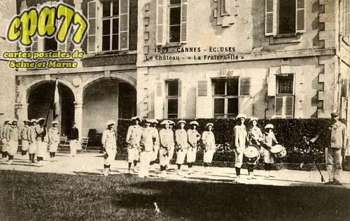 Cannes écluse - Le Château