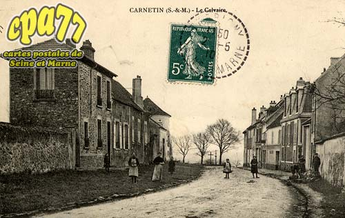 Carnetin - Le Calvaire