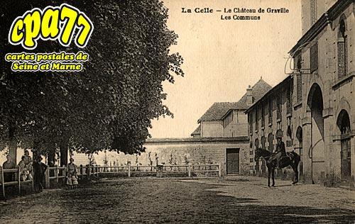 La Celle Sur Seine - Le Château de Graville - Les Communs