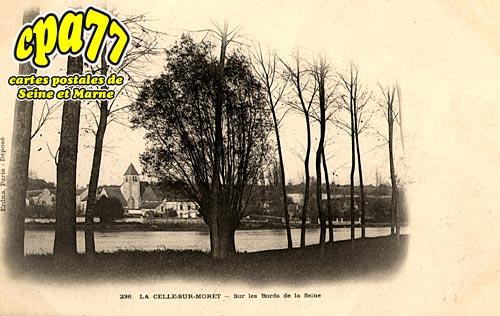La Celle Sur Seine - Sur les Bords de la Seine