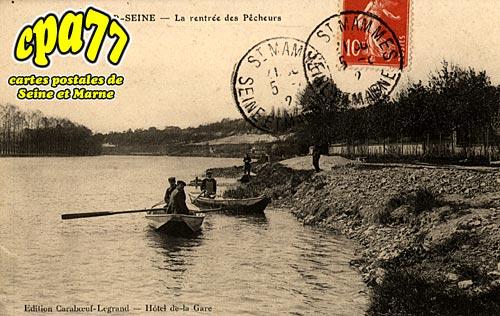 La Celle Sur Seine - La Rentrée des Pêcheurs