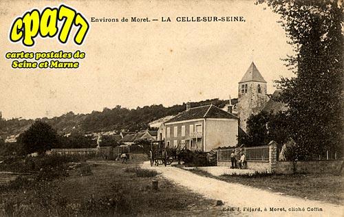 La Celle Sur Seine - Environs de Moret - La Celle-sur-Seine