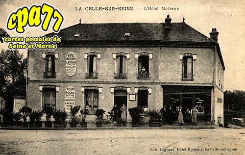 La Celle Sur Seine - L'Hôtel Moderne