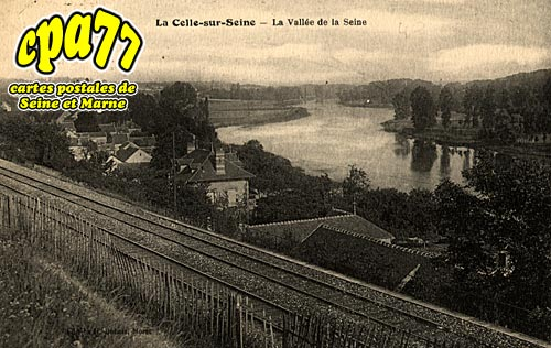 La Celle Sur Seine - La Vallée de la Seine