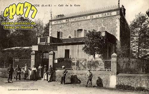 Cesson - Café de la Gare