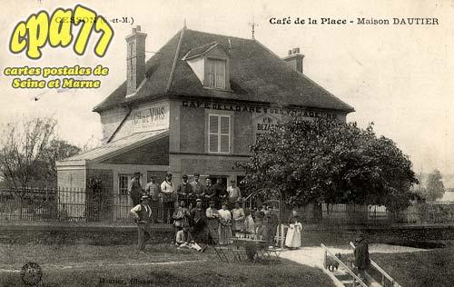Cesson - Café de la Place - Maison Dautier