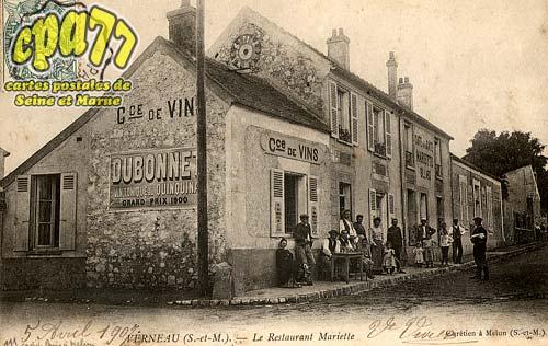 Cesson - Le Restaurant Mariette