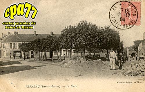 Cesson - Verneau - La Place