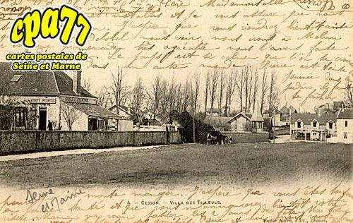 Cesson - Villa des Tilleuls