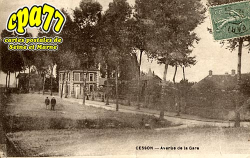 Cesson - Avenue de la Gare