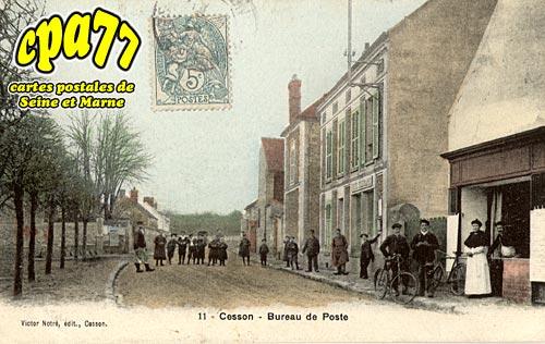 Cesson - Bureau de Poste