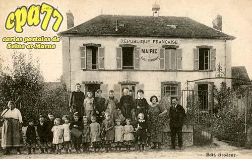 Cessoy En Montois - Cessoy