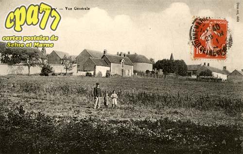 Cessoy En Montois - Vue Générale