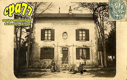 Chailly En Brie - Maison Forestière Macherin (en l'état)
