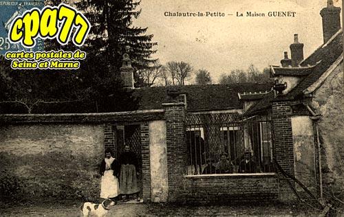 Chalautre La Petite - La Maison GUENET
