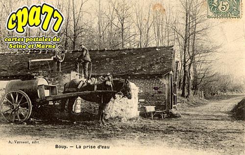 Chalautre La Petite - Bouy - La Prise d'Eau