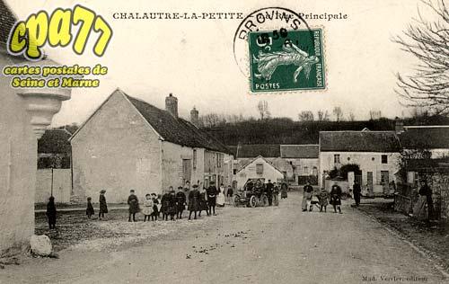 Chalautre La Petite - La Rue Principale
