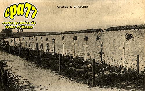 Chambry - Cimetière