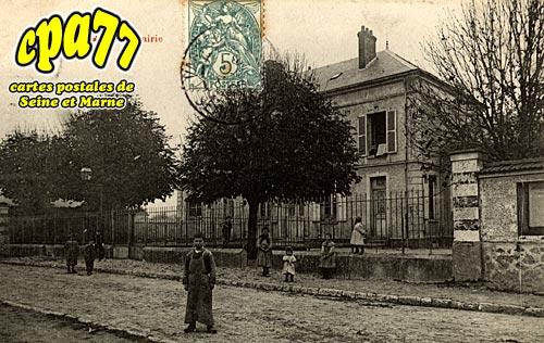 Chambry - La Mairie
