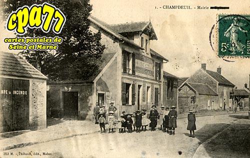 Champdeuil - Mairie