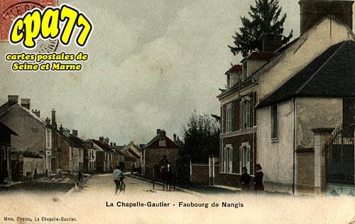 La Chapelle Gauthier - Faubourg de Nangis