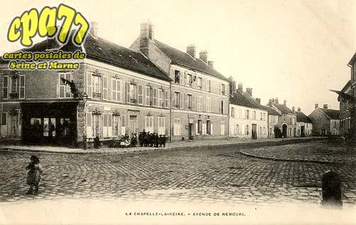La Chapelle La Reine - Avenue de Nemours