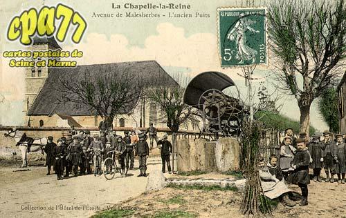 La Chapelle La Reine - Avenue de Malesherbes - L'Ancien Puits