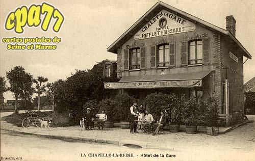 La Chapelle La Reine - Hôtel de la Gare