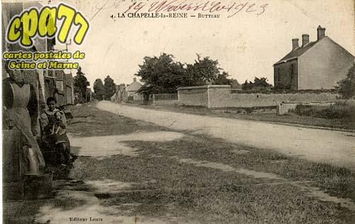 La Chapelle La Reine - Butteau