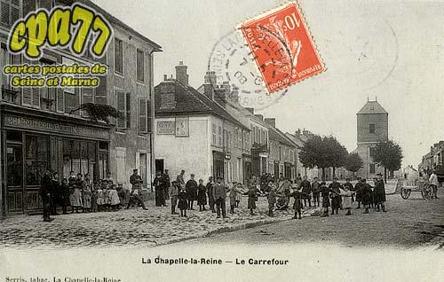 La Chapelle La Reine - Le Carrefour
