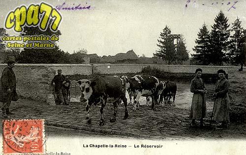 La Chapelle La Reine - Le Réservoir