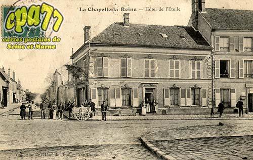 La Chapelle La Reine - Hôtel de l'Etoile