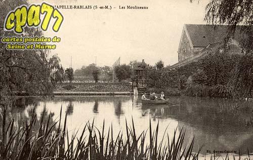 La Chapelle Rablais - Les Moulineaux